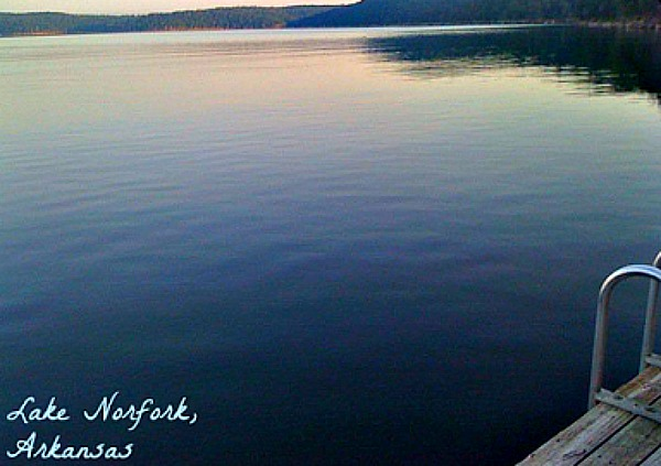 Lake Norfork, Arkansas