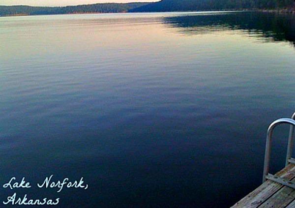 Lake Norfork, Arkansas