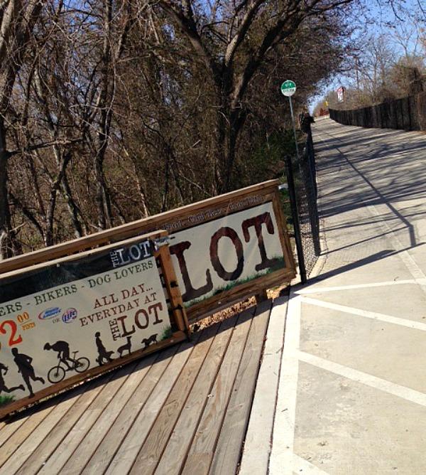 The Lot - Santa Fe Trail