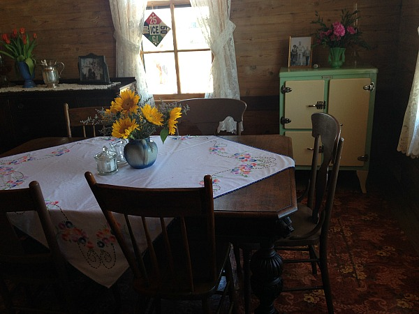 Johnny Cash Boyhood Home, Kitchen (Dyess, Arkansas)