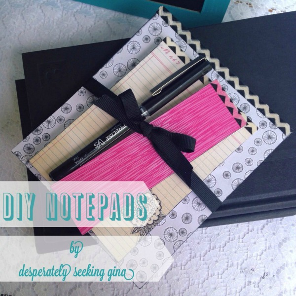 DIY Notepads