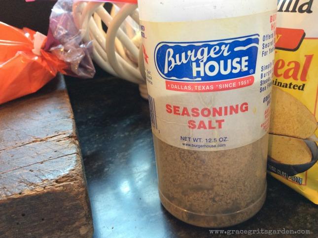 Burger House Seasoning Salt