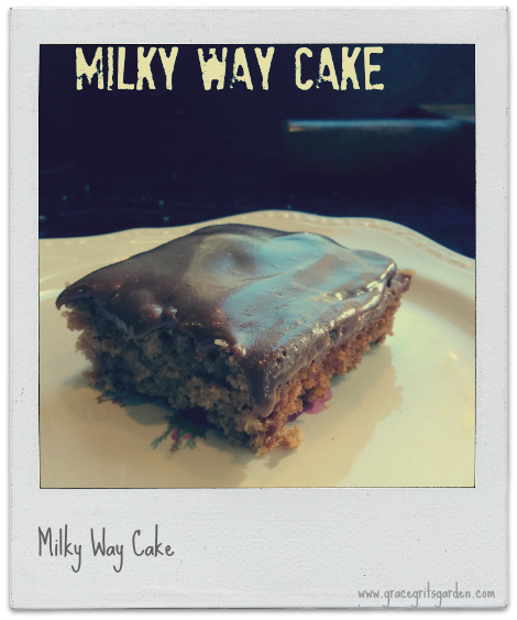 Milky Way Cake