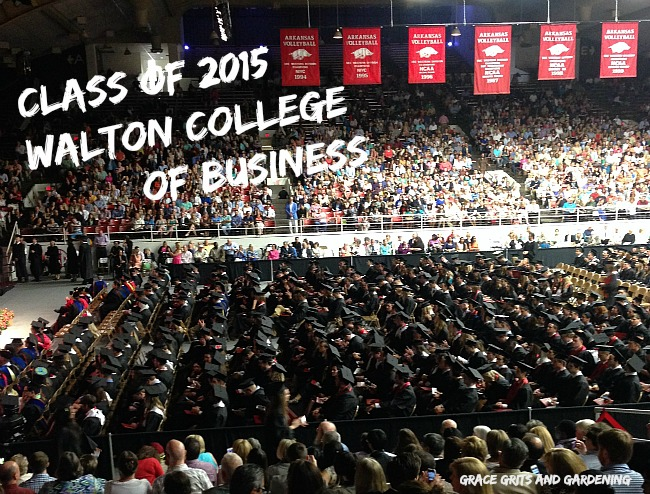 University of Arkansas - Class of 2015 Walton College of Business