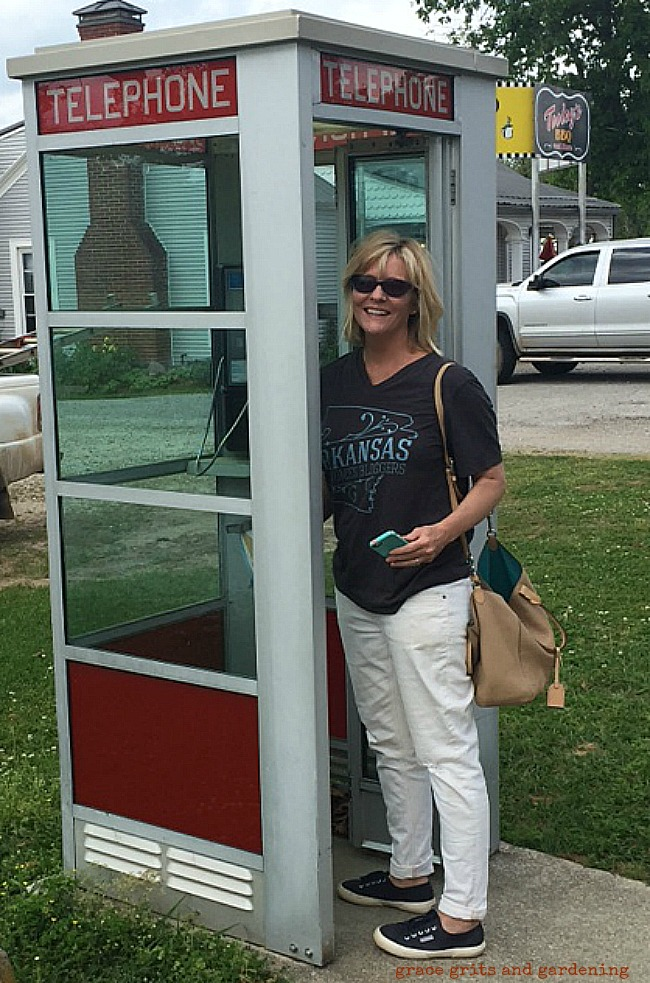 Prairie Grove Phone Booth