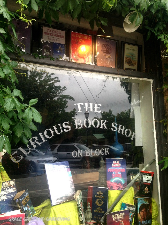 The Curious Book Shoppe on Block