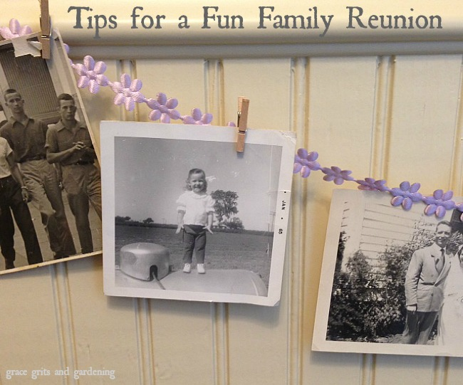 Tips for a Fun Family Reunion