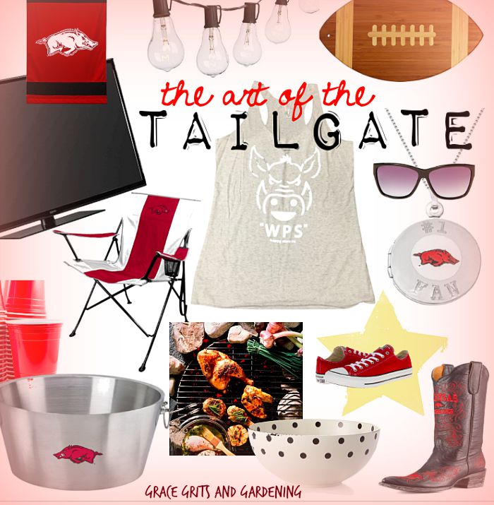 the art of the tailgate