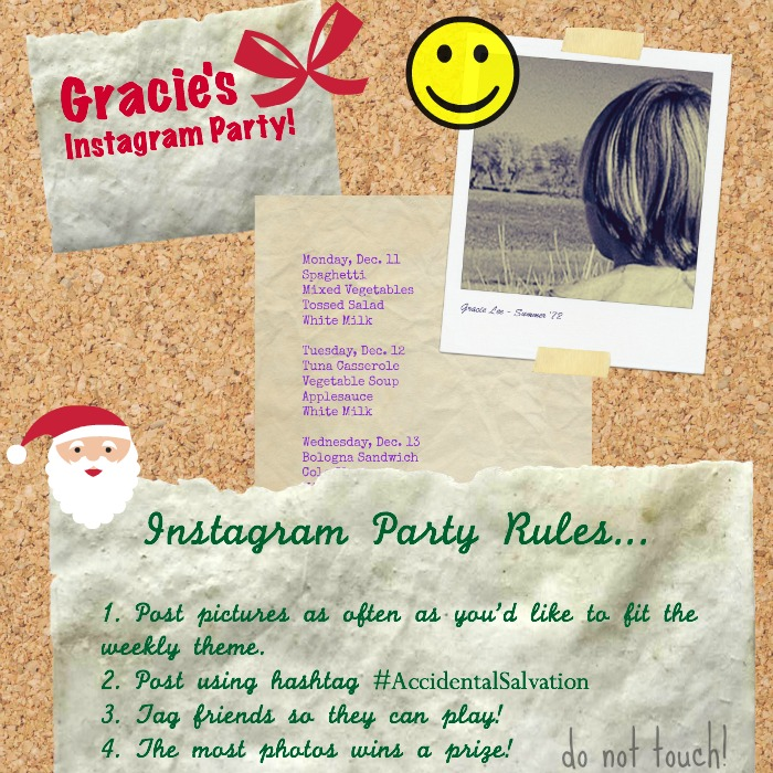 Gracie Lre's Instagram Party!