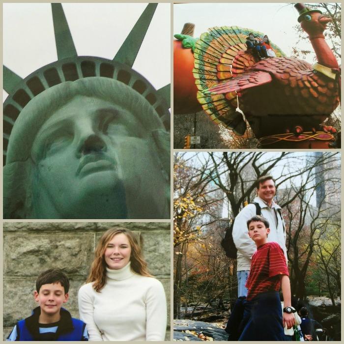 Thanksgiving 2004, New York