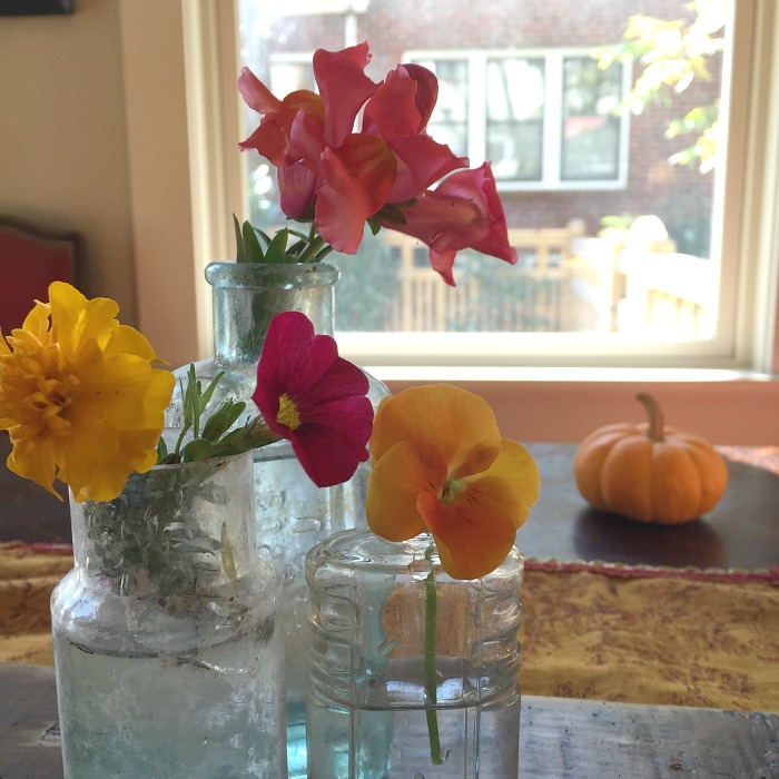 simple Thanksgiving decorations