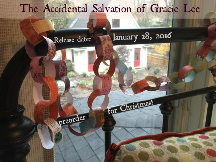 The Accidental Salvation of Gracie Lee - preorder for Christmas!