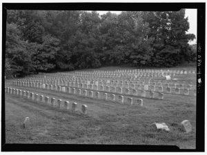 Soldiers Lot Mt. Moriah Cemetery, Philadelphia