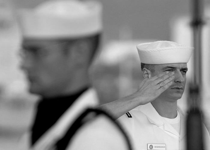 Veterans Day, Pearl Harbor 2008