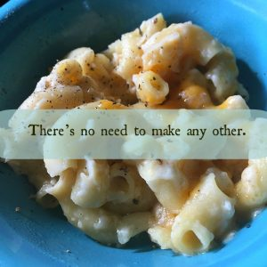 The best mac and cheese in all the land.