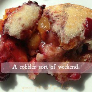 July Cobbler