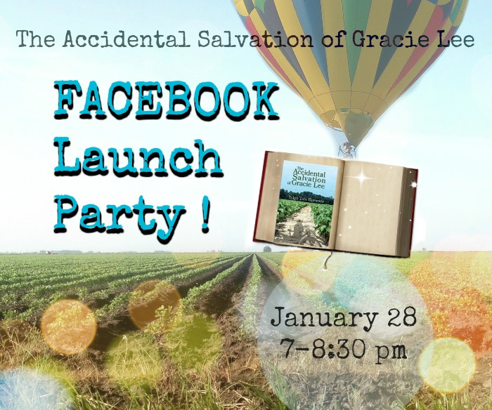 Accidental Book Launch party!