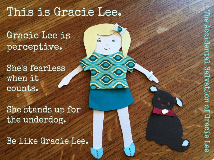 Be Like Gracie Lee.