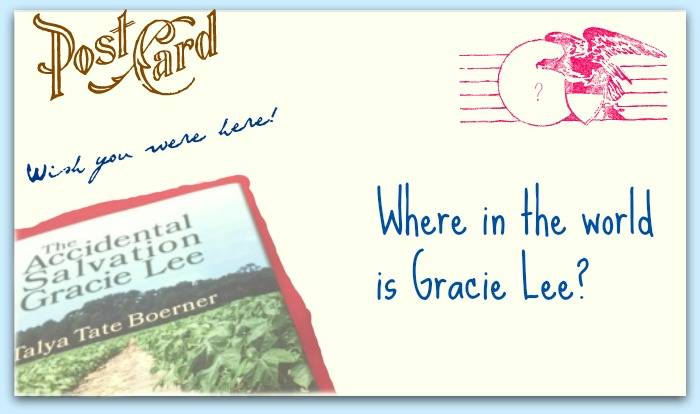 Where in the world is Gracie Lee?