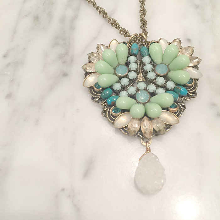 necklace from Vintage Cargo