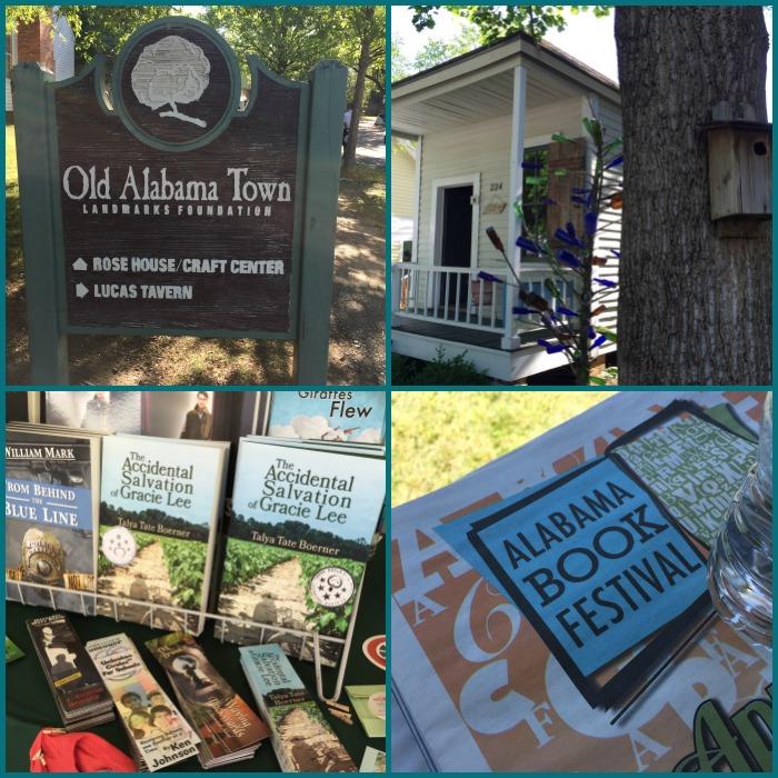 Old Alabama Town / Alabama Book Festival