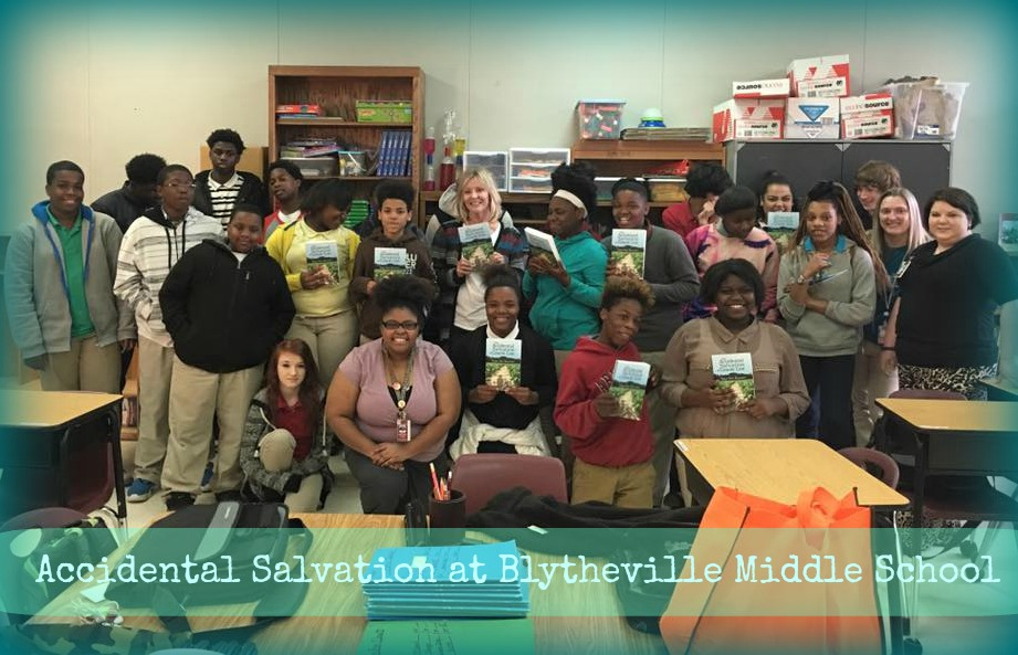 Accidental Salvation at Blytheville Middle School