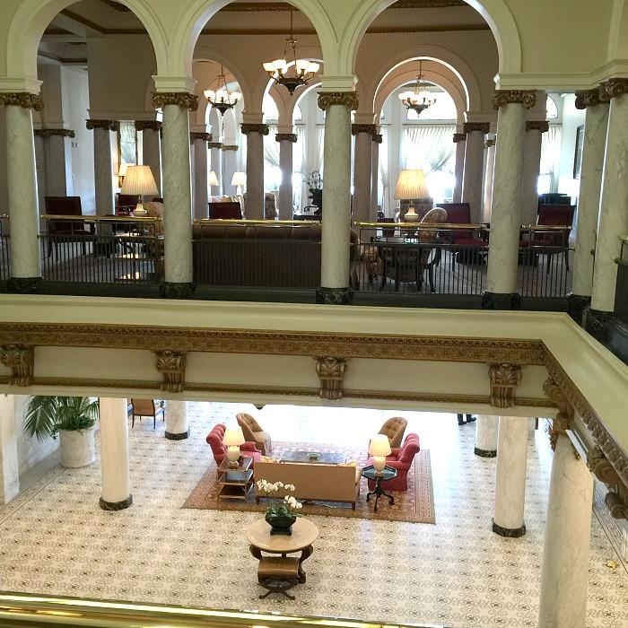 Capital Hotel, Little Rock