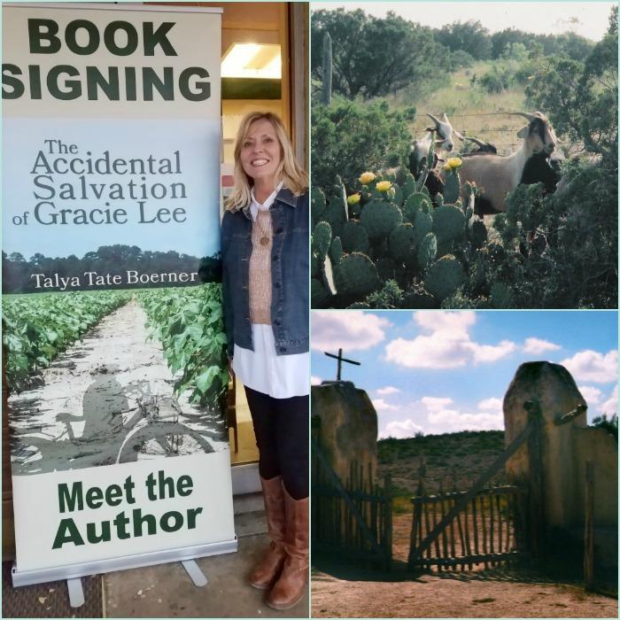 Fredericksburg Tx book signing