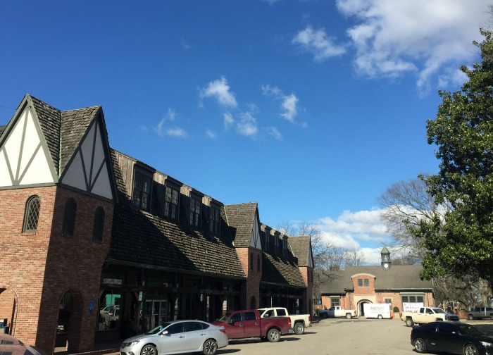 Wilson, Arkansas: How Geography Shapes a Place—downtown square