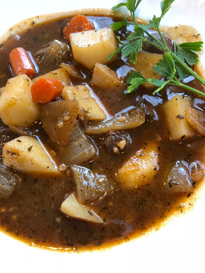 the BEST Beef Stew!