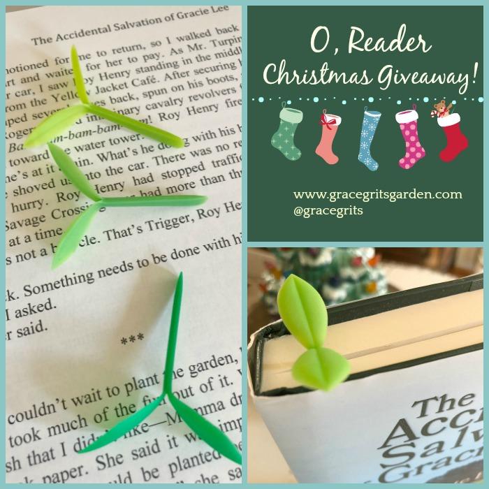 O, Reader Christmas Giveaway!