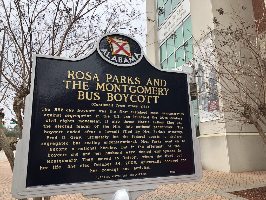 The Rosa Parks Museum