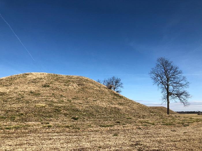 toltec mounds, arkansas