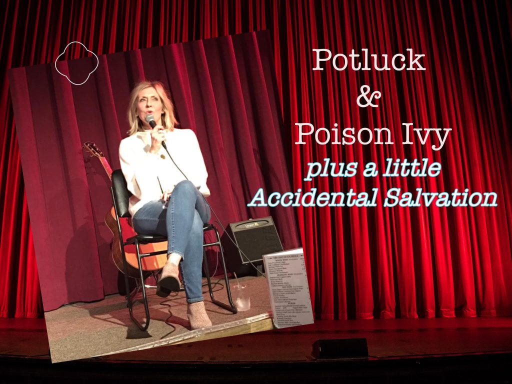 Potluck & Poison Ivy